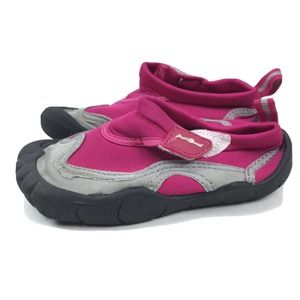 Water Shoes Size 11 Youth Kids Just Speed Pink
